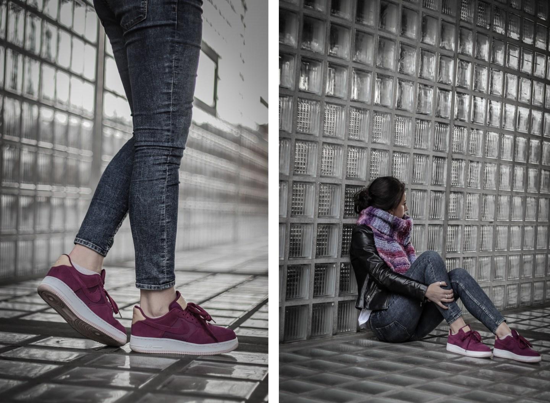 Roze Nikes