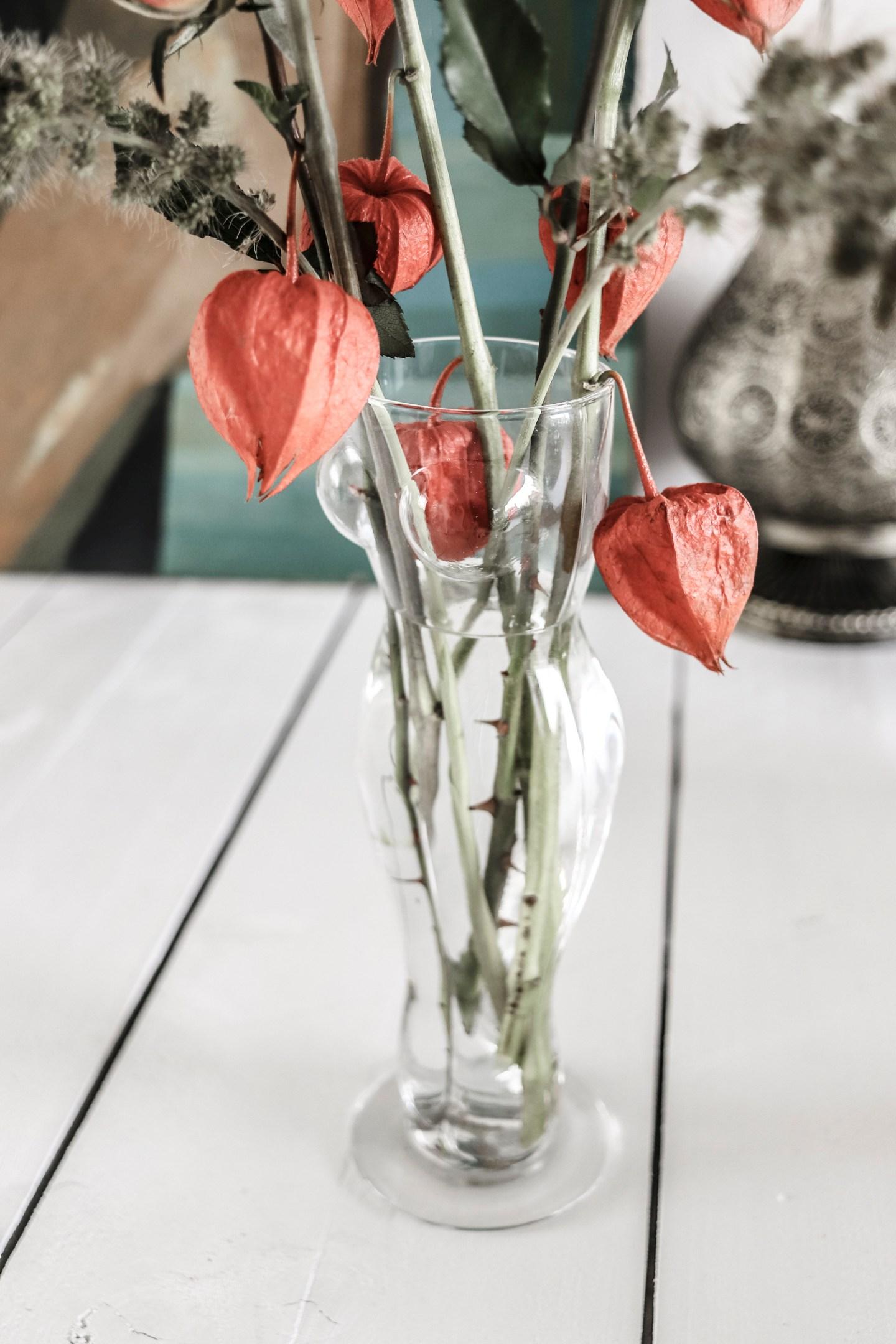 Bloemen verwerken in je interieur