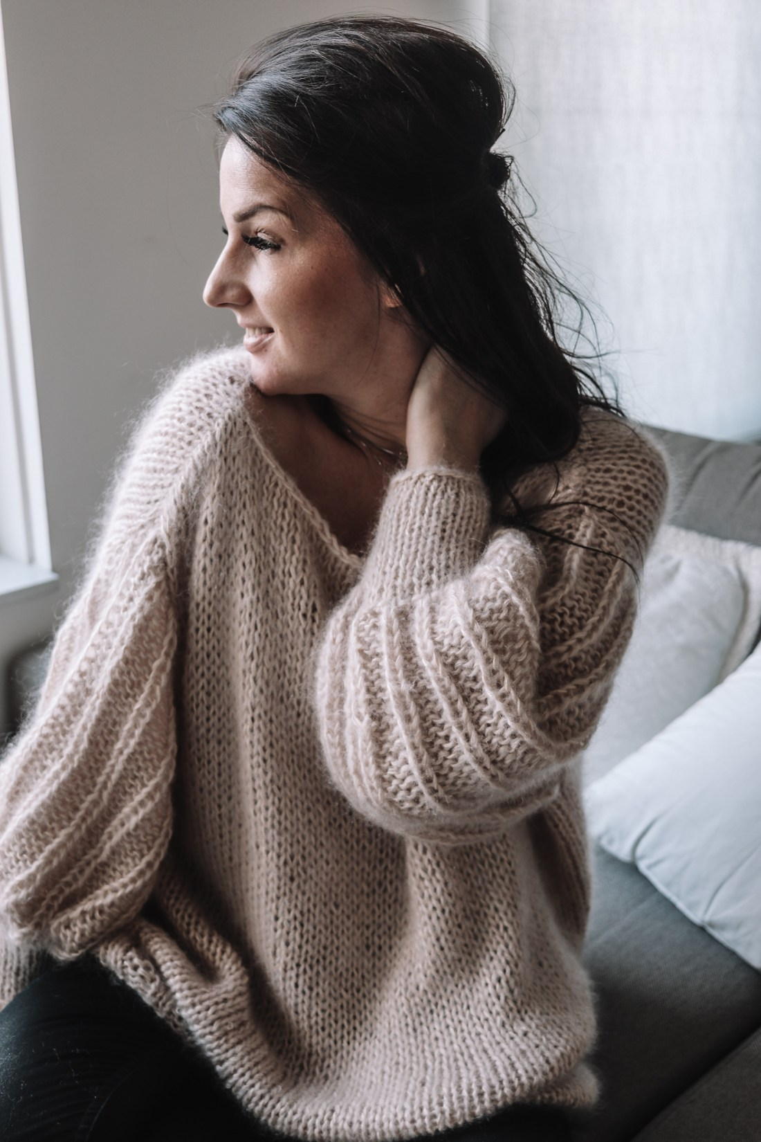 nettie sweater