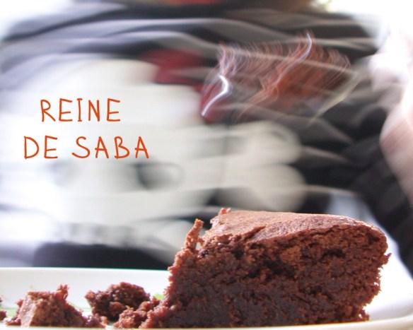 Reine de Saba sans gluten - gâteau au chocolat sans gluten
