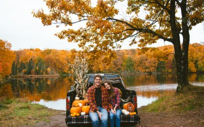 A Drive Through Wisconsin's Fall Foliage