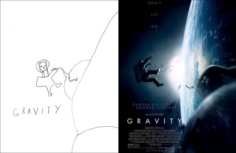 Gravity by MissObservation
