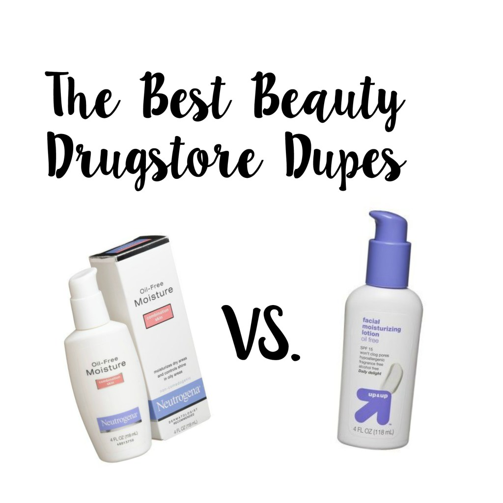 Drugstore Beauty Dupes