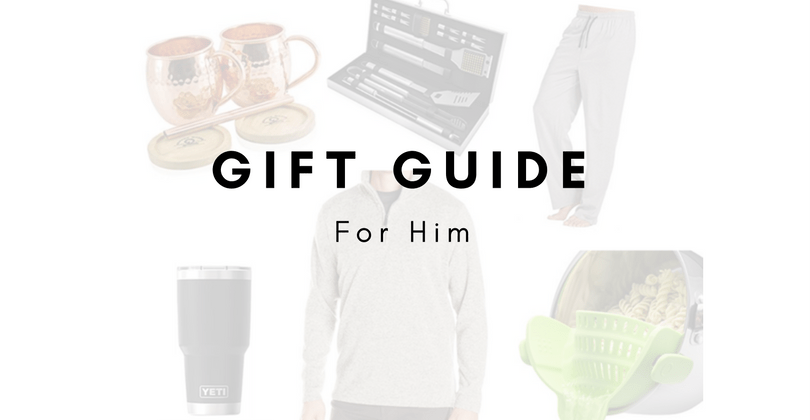 Gift Guide for Him: WHAT TO GET A Guy FOR CHRISTMAS