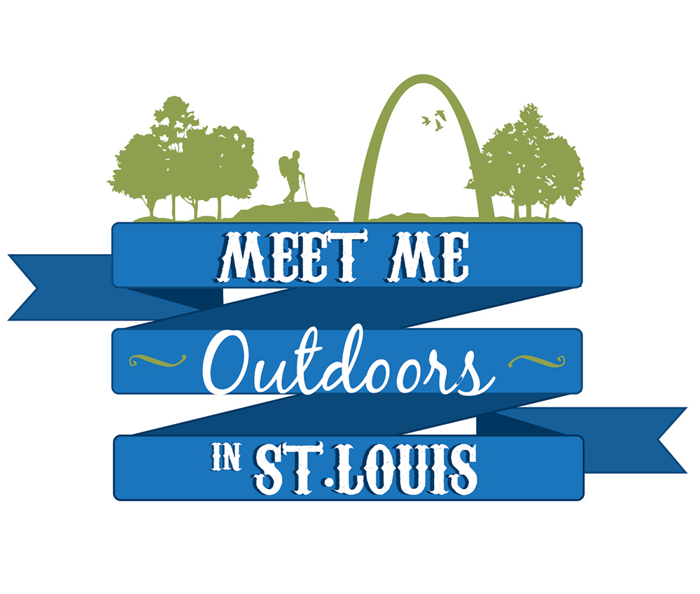 Meet Me Outdoors in St. Louis logo