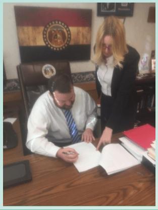The Legislature is Underway in Jefferson City!