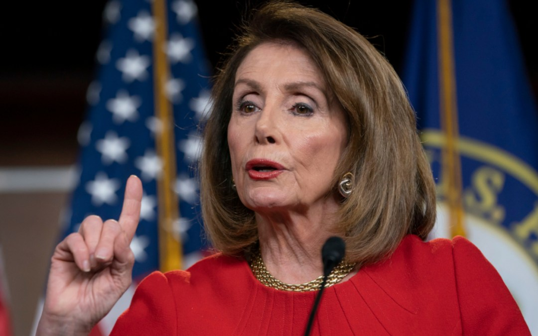 Urgent: Pelosi Assigns H.R. 4953 to Committee!