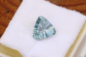 trillion Montana sapphire, unheated
