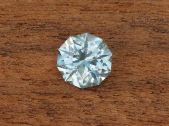Blue Montana Sapphire