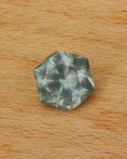 1ct Hex Montana Sapphire