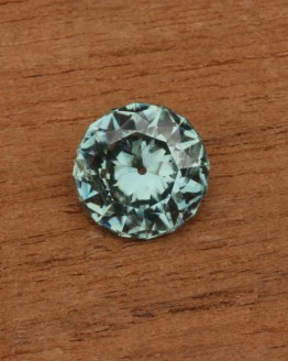 Round Montana Sapphire for sale