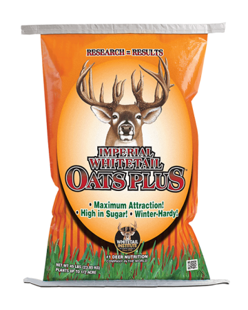 Imperial Whitetail Oats Plus