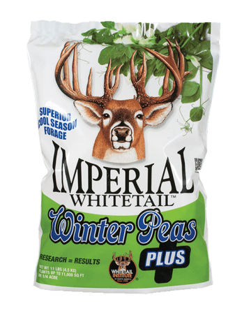 Imperial Whitetail Winter Peas Plus