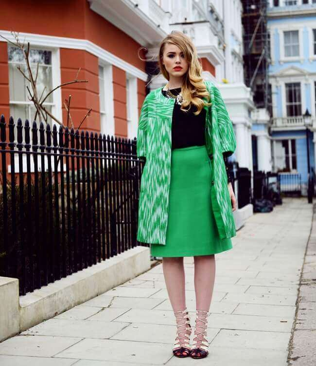 3. The right length of your hemline matters. - 10 Ways to Dress a Pear Body Shape