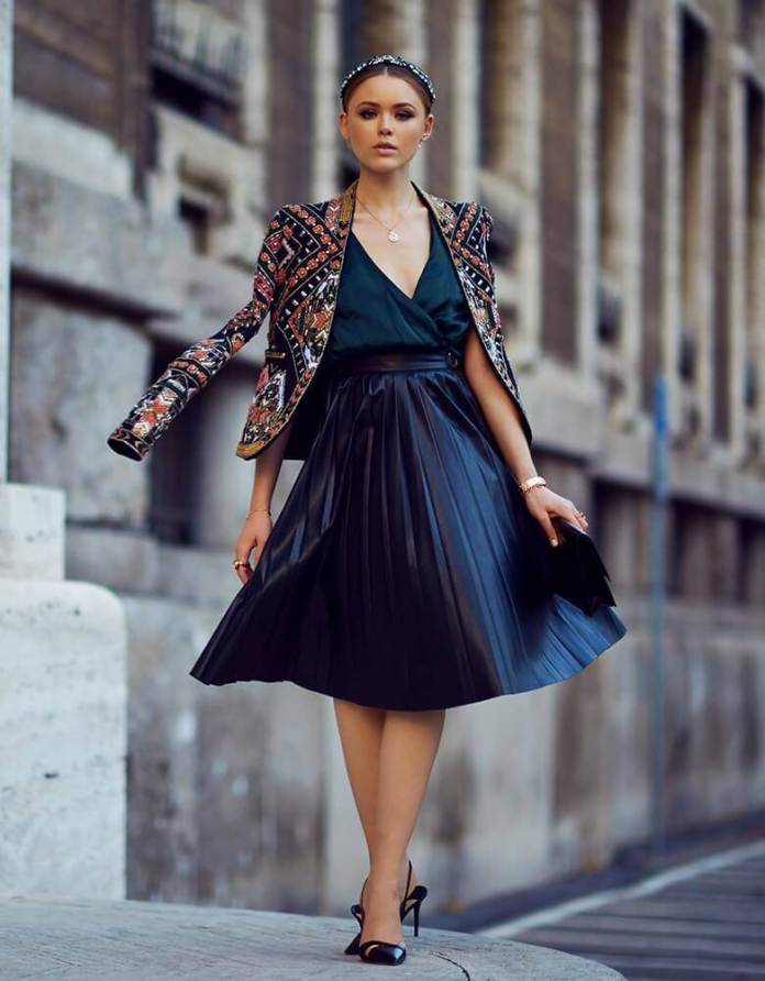 5. Go for dress styles that follow your natural shape. - 10 Ways to Dress a Pear Body Shape