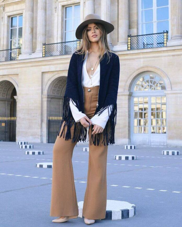 8. Embrace wide legged trousers and bootcut jeans. - 10 Ways to Dress a Pear Body Shape