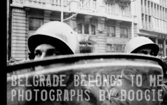 Belgrade Belongs to Me by Boogie