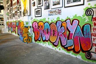 No Sleep 'til Brooklyn at powerHouse Arena, BK