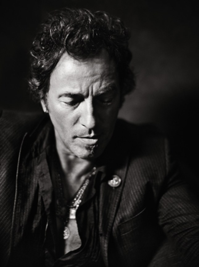 Photograph: Bruce Springsteen, 2007 (©Danny Clinch).