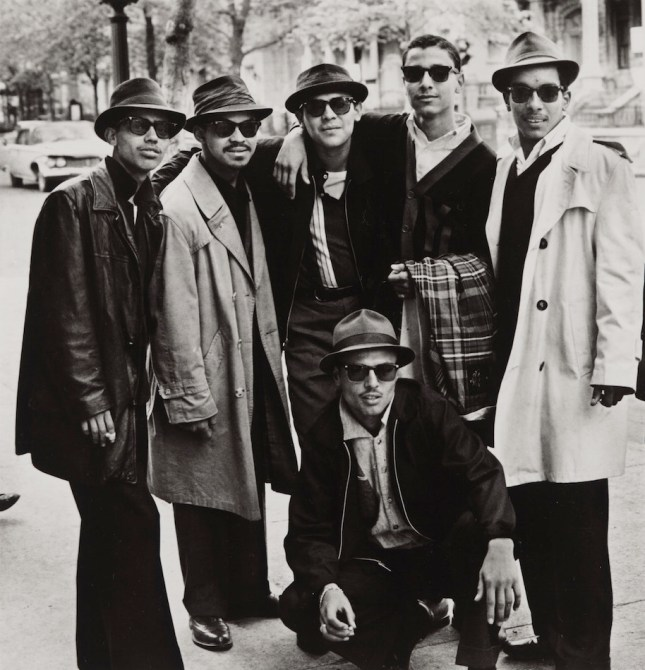 Medallion Lords, Clinton Hill, Brooklyn, New York, 1965