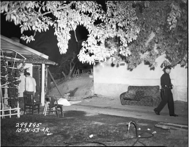 Photo: ©2015 Los Angeles Police Museum.