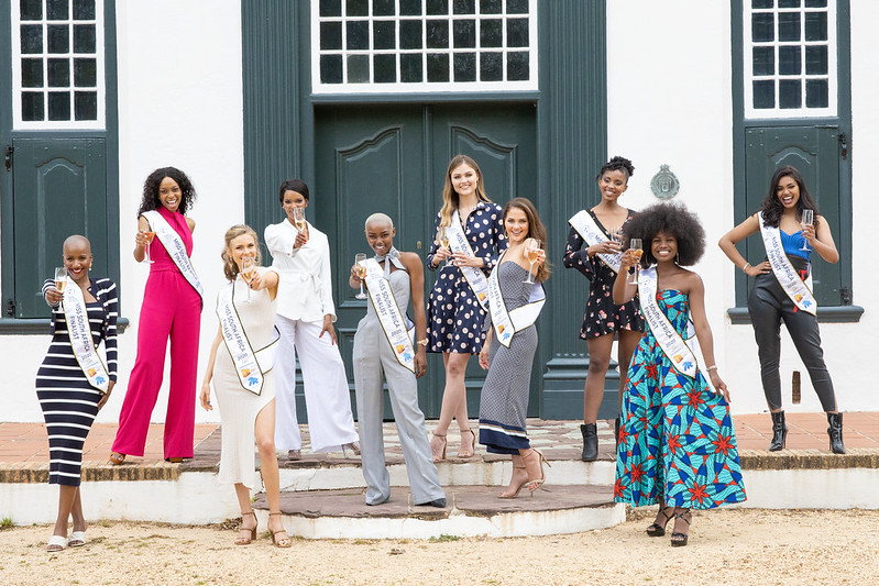 Miss South Africa 2020 finalist