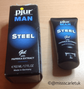 Pjur Man Steel Gel