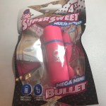 Rock Candy Super Sweet Pink Vibrating Bullet