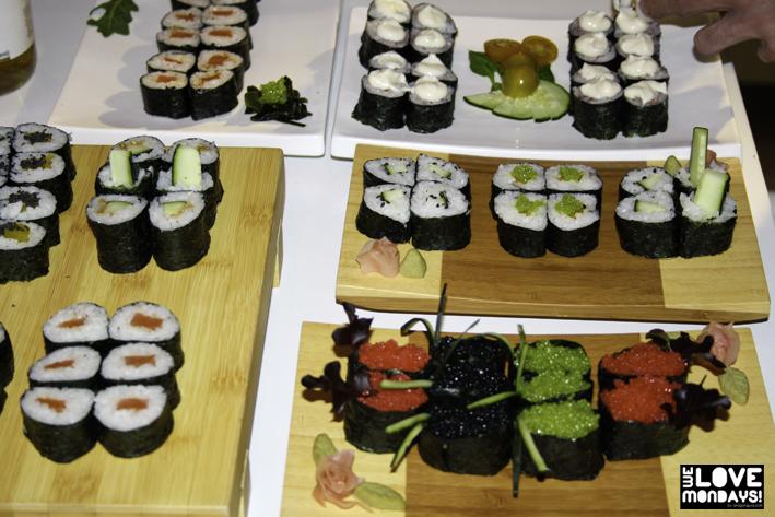 Sushi at Home Zaragoza