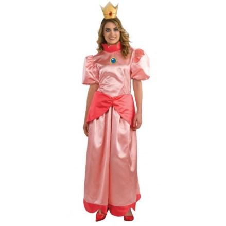 Disfraz de Princesa Peach
