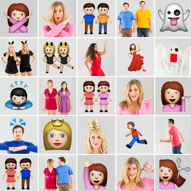 Disfraz de Emoticon de Whats App