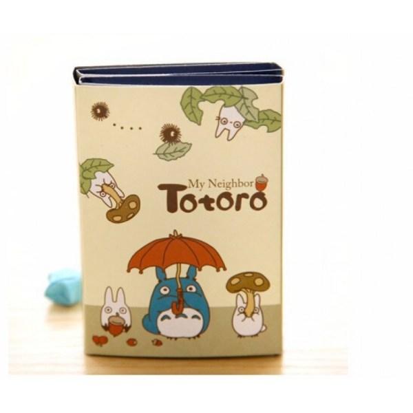 Post it Totoro Papeleria japonesa