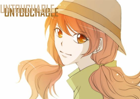 unTouchable LINE Webtoon