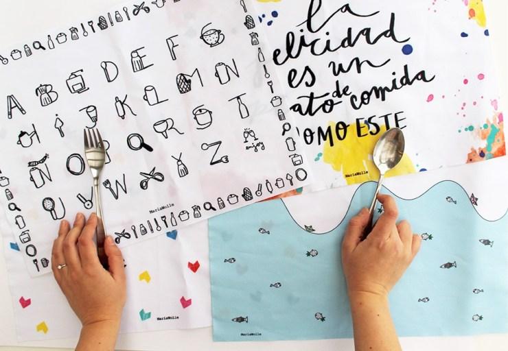 Maria Wolle Ilustracion