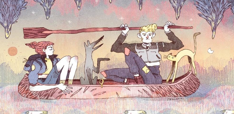 Núria Tamarit, ilustraciones que cuentan historias