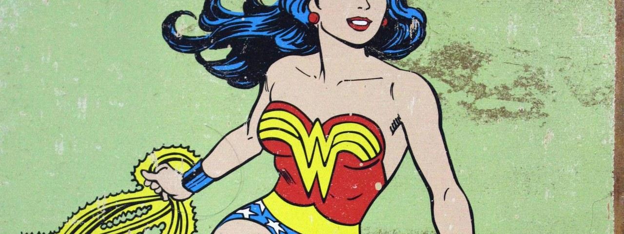 Quien creó el cómic de Wonder Woman (La Mujer Maravilla)