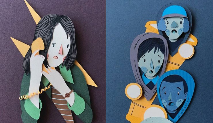 Jotaka Paper Craft Stranger Things