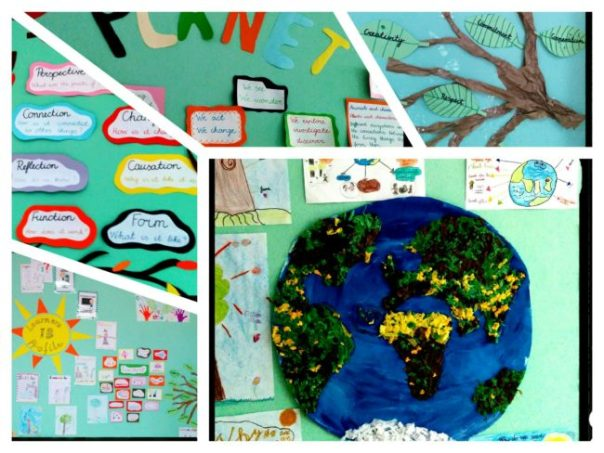 Key concepts, transdisciplinary theme