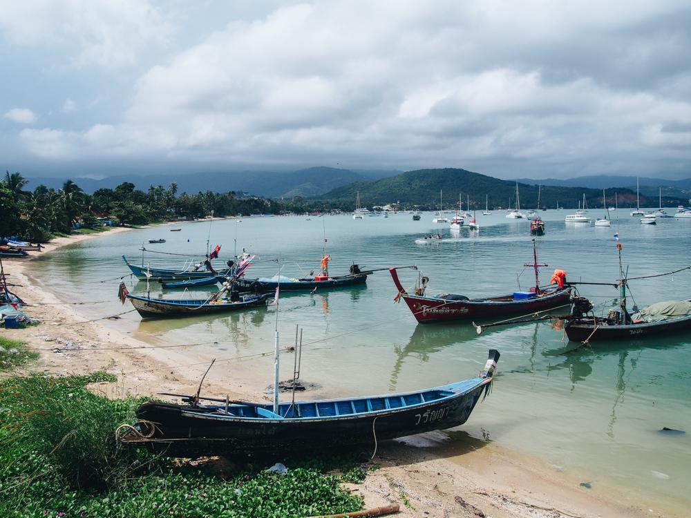 Kolik vás budou stát dva týdny v Thajsku