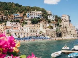 Cetara, Amalfi pobřeží
