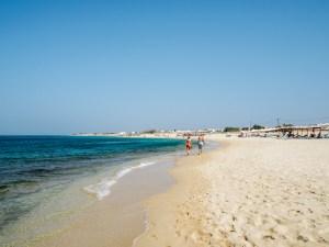 Řecký ostrov Naxos