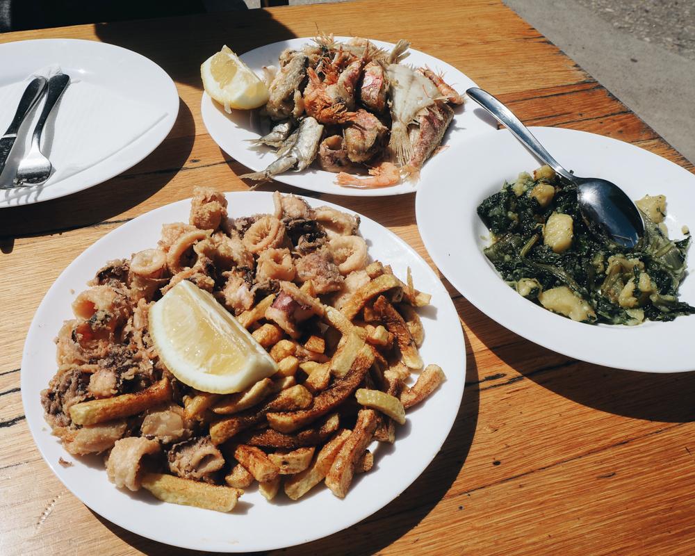 Kam na jídlo ve Splitu v Chorvatsku