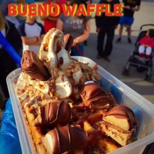 Kinder Bueno Waffle