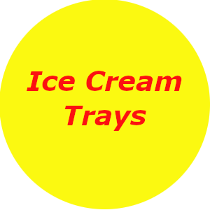 Ice Cream Trays