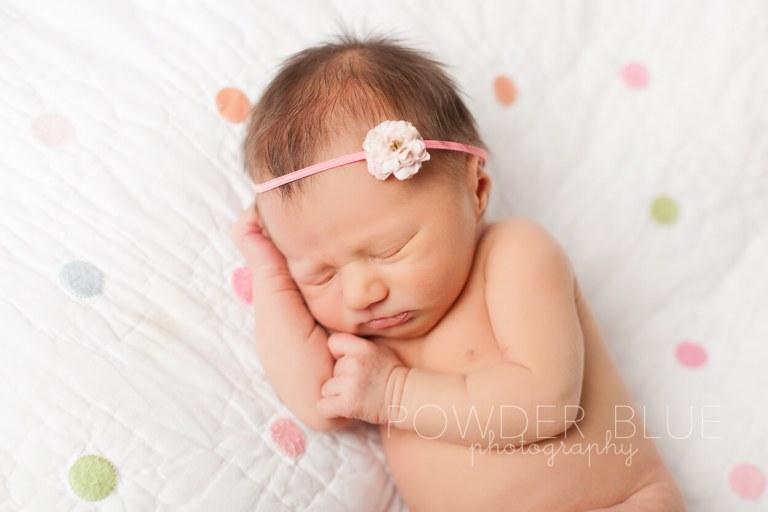 Pittsburgh Newborn Photographer | Baby Lillian & Family