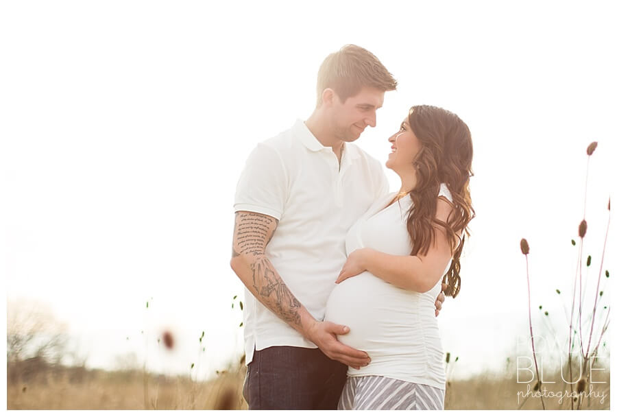 Keller Gender Reveal, Maternity, & Newborn Video | Pittsburgh Baby Photographer