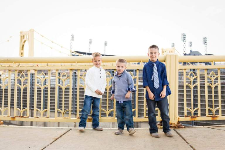 Pittsburgh Family Photographer | Colontrelle Family