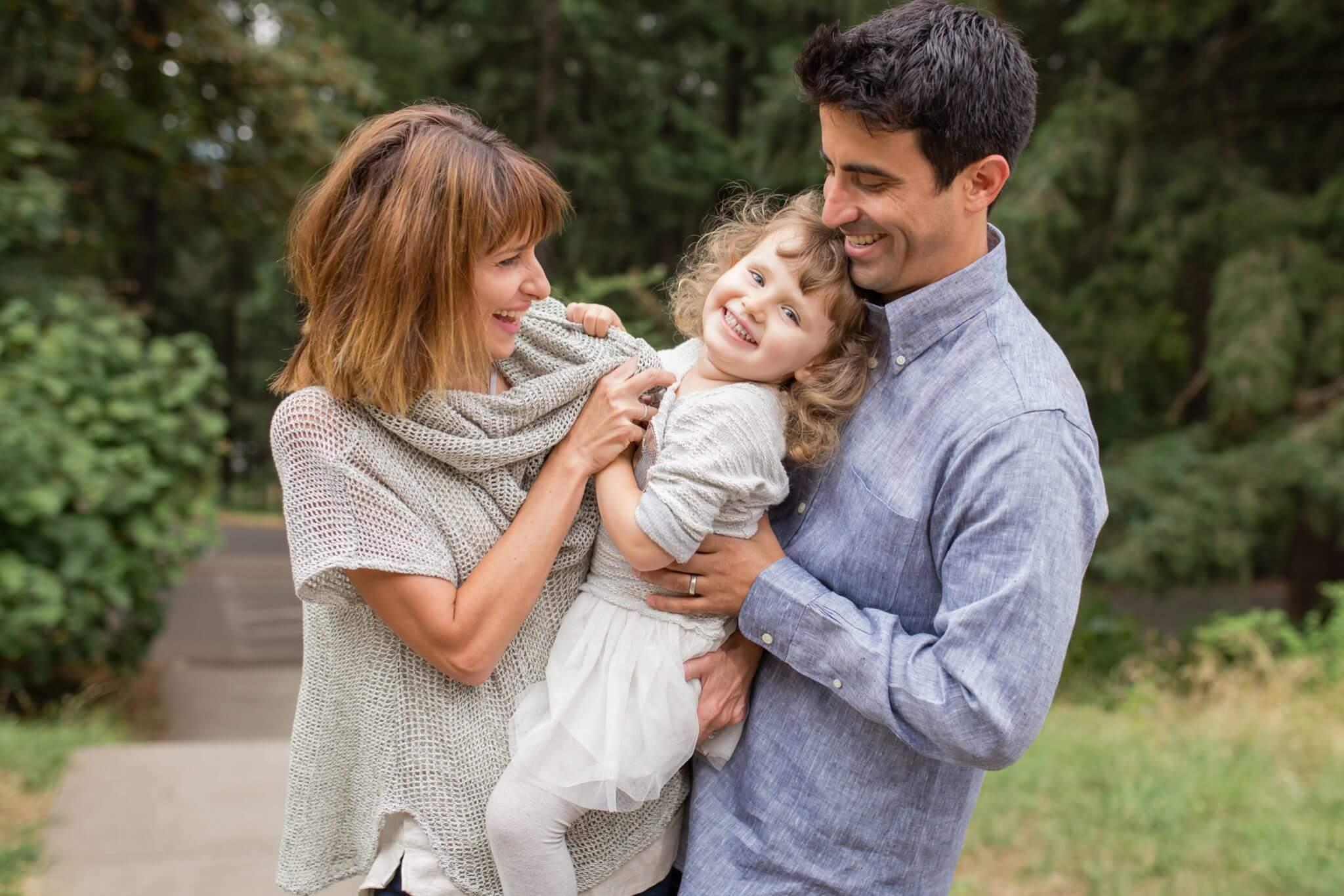 Castillo Family | Portland Session | Pittsburgh Family Photographer