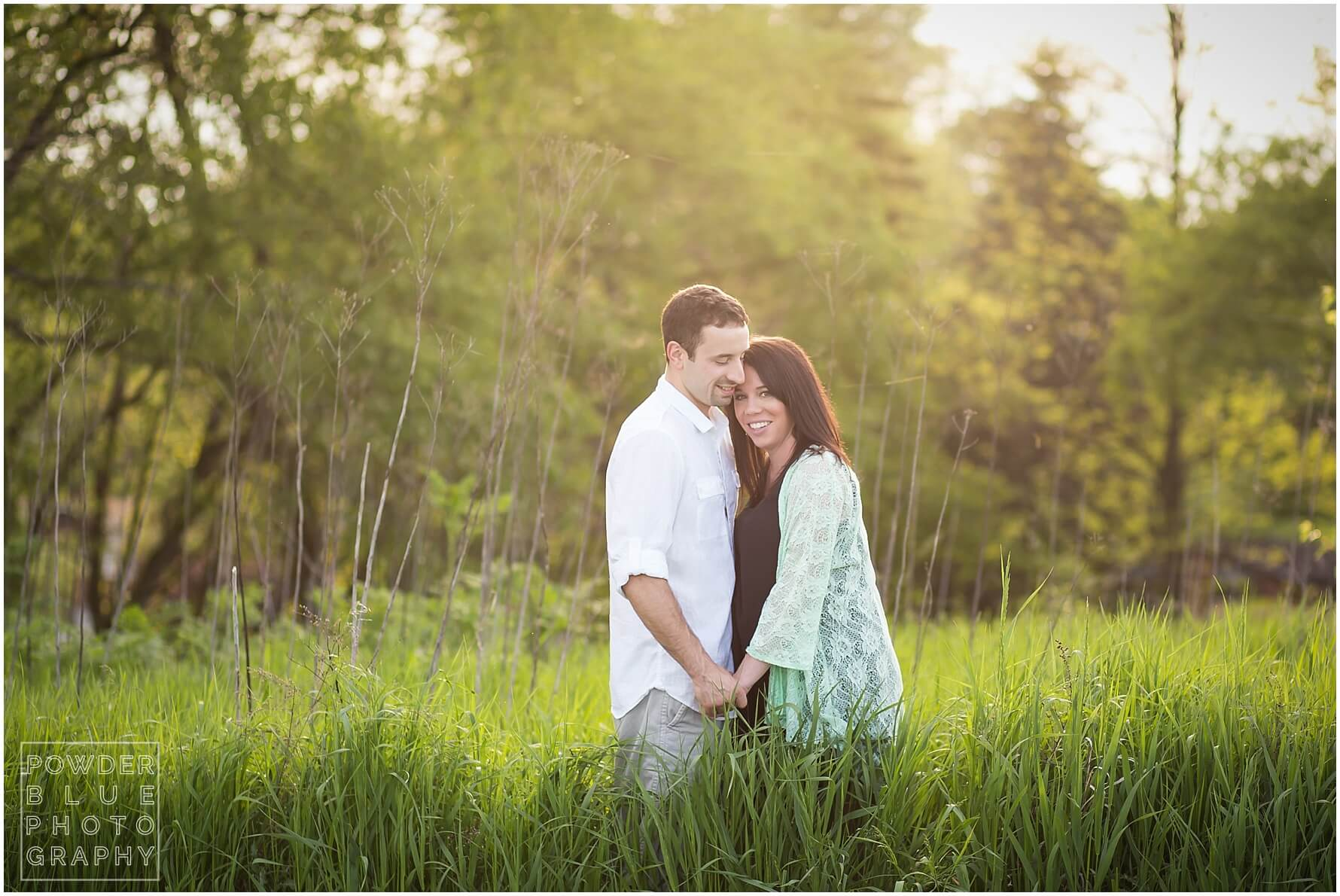 Brittany & Phil Maternity Session