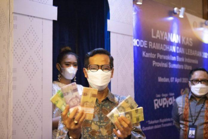 BI Sumut Jamin Ketersediaan Kebutuhan Uang Layak Edar di Bulan Ramadhan